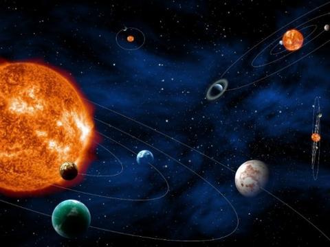 天体运动的原力是什么?晚年牛顿痴迷神学,认为是上帝踢了一脚