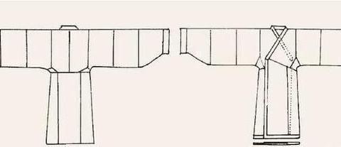 深衣:中国礼服之代表,其典型的形制特色