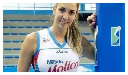 她是巴西女排名将,曾2夺奥运冠军,33岁魅力十足,男友都很强壮