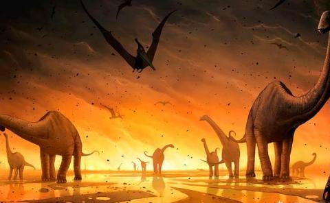 人类有没有可能是外星人然后消灭了地球上的恐龙将地球占为己有?