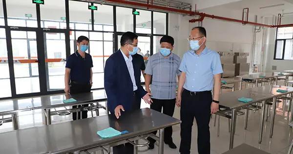 茌平区市场监督管理局严格核验标准 助力复学学校食品安全