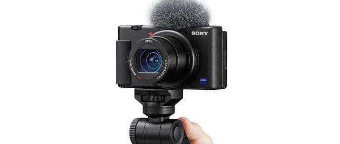 【一周器材汇总】索尼今日推出vlog神器,传闻A7 SIII将于六月推出?宾得即将发布新镜?