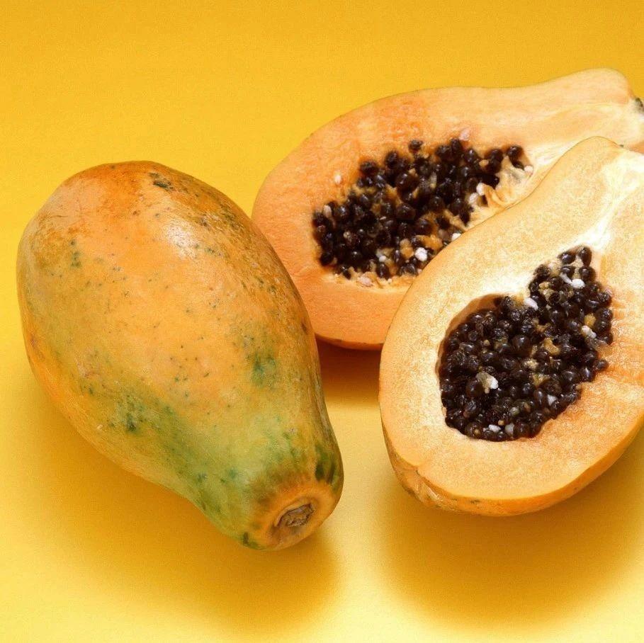 你吃的番木瓜,也许是科学家呕心沥血,用转基因技术挽救回来的