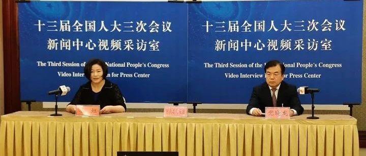 """河北省代表团举行网络视频新闻发布会:筑牢疫情防控底线 努力实现""""两战""""都要赢"""