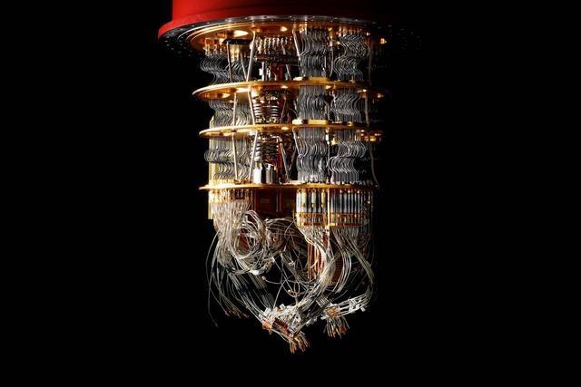 内幕故事:科技巨头争夺量子霸权的高风险角逐(上)
