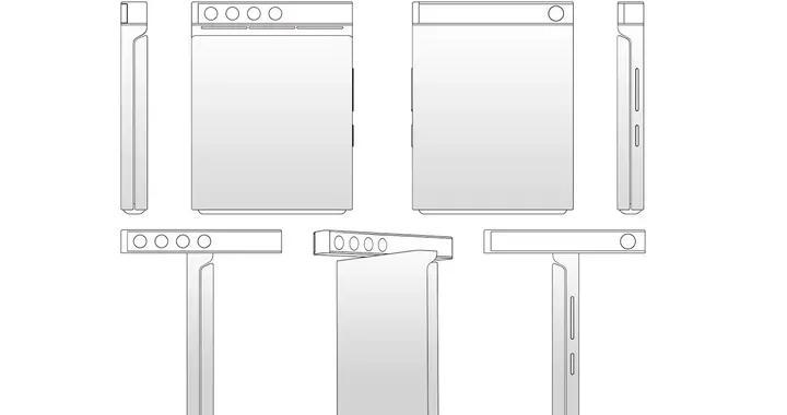 折叠屏+旋转摄像头 小米这款手机专利可玩性十足