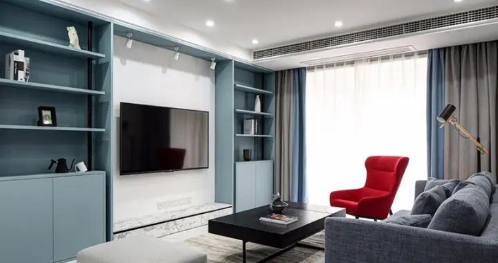 我家装修的125平米现代风格,全包花了12万元,值不值?-融创臻园装修