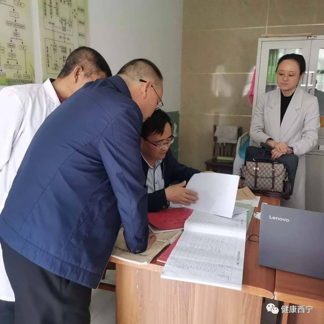 西宁市疾病预防控制中心对县区开展结核病、艾滋病防治工作专项督导