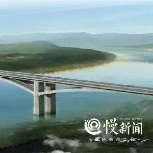 慢新闻 | 礼嘉嘉陵江特大桥预计明年底通车,建成后两江新区三小时直达成都
