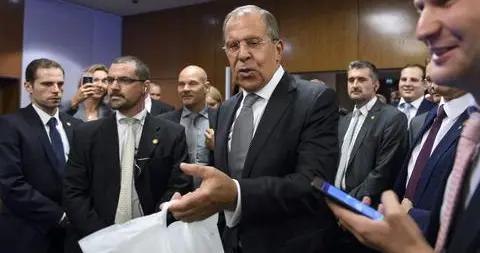 俄外长就美煽动香港问题表态:那是中国内部事务
