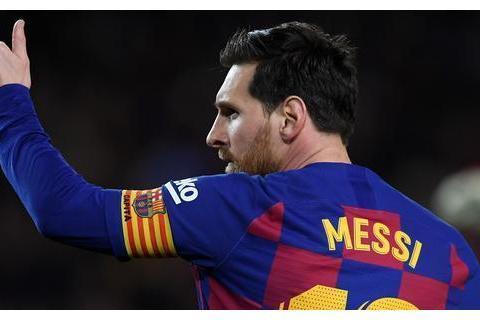 梅西合同明年到期将离开巴萨养老?西媒:他100%将会留在巴塞罗那