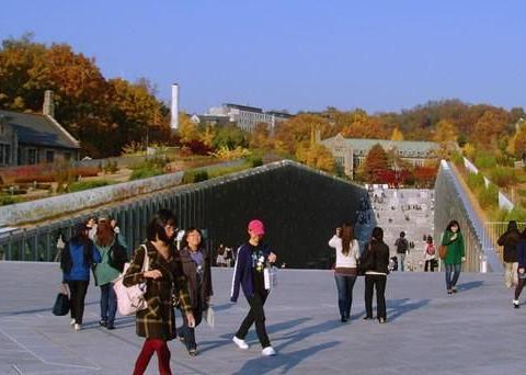 韩国汉城梨花女子大学