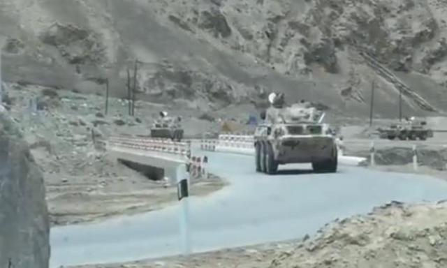中印对峙北京未否认增兵,中方警告性讲话受瞩