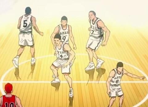 灌篮高手:如果选择神奈川各支球队的王牌组一队,能打败山王吗