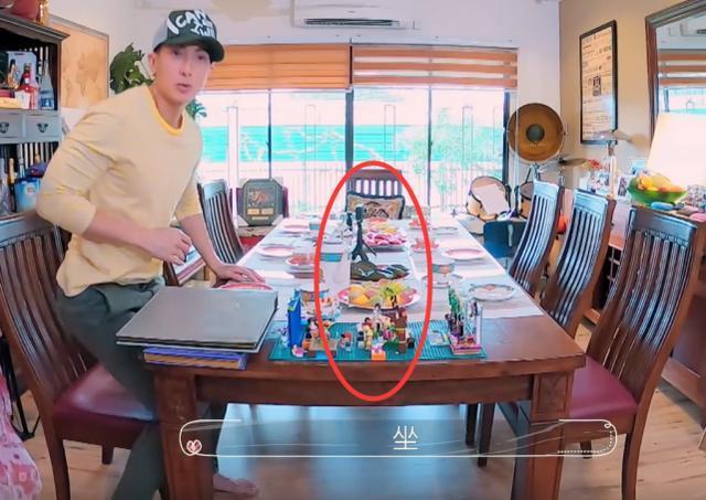 吴尊林丽吟邀亲戚喝下午茶,看到桌上摆的啥,才知明星的待客方法