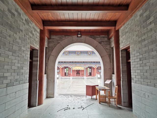 西安最低调的皇家寺院,位于市中心,还是密宗祖庭,但游客却很少