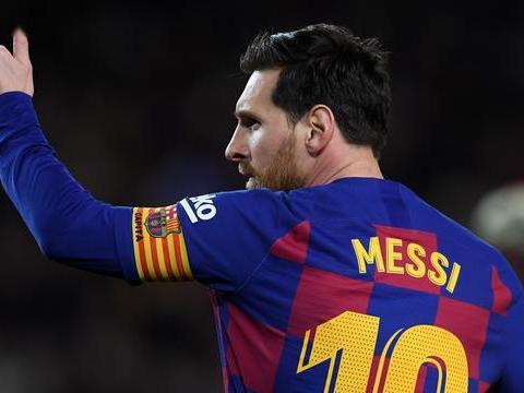 梅西合同明年到期将离开巴萨养老?西媒:他将会留在巴塞罗那