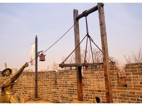 河南开封的世界之谜,5个朝代的城墙叠压,历经千年时光保存完好