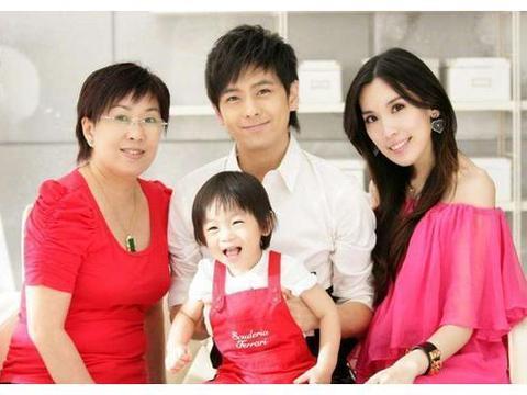 老婆陈若仪被婆婆教训,林志颖却无动于衷,是妈宝男吗?