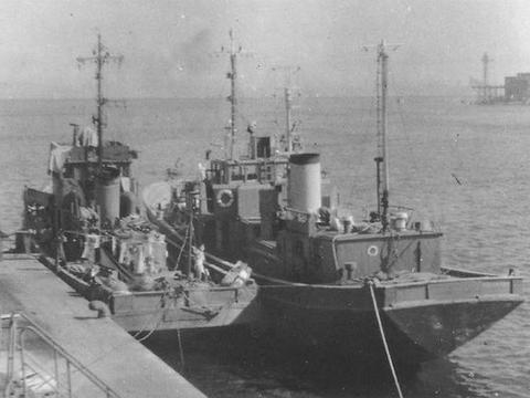 罪恶的报应:无条件投降后日本海军的残存舰艇(下)