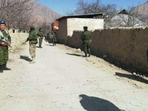 因越境放牧引发的冲突!两国边防部队开火大打出手