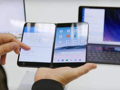 微软Surface Duo带来新手写笔支持 Android系统同样顺滑