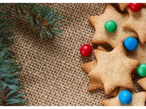 自制圣诞树甜点,慕斯的甜蜜和抹茶的清新搭配-下期