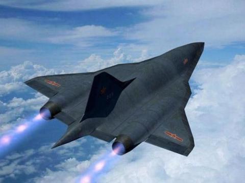 惊喜来了!传统飞翼布局不过是传说,轰-20可能真是超音速轰炸机