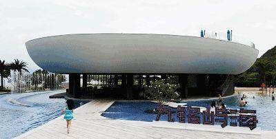 惠州新开的网红酒店,打卡UFO无边泳池,尽享海景房、叹鲍鱼