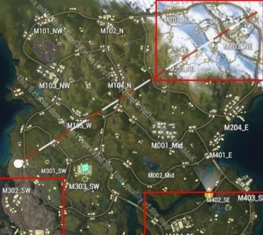 吃鸡游戏Pubg Mobile:地图超进化,超级4合1让你嗨到爆!