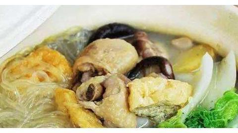 老相食厨房|油豆腐香菇鸡腿煲!汁香味浓!你值得拥有!