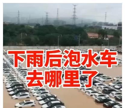 放宽心,本田保证泡水车不会当新车卖!但二手车市场就不敢保了!