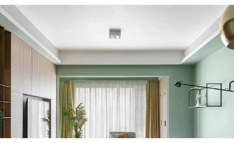121平现代文艺风新房装修,双阳台设计让幸福感爆棚!
