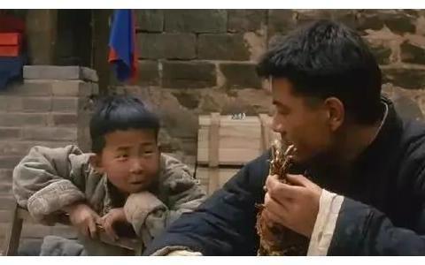 巨兴茂:9岁被李少红挖掘,跑了20多年龙套,遇到郭靖宇改变命运