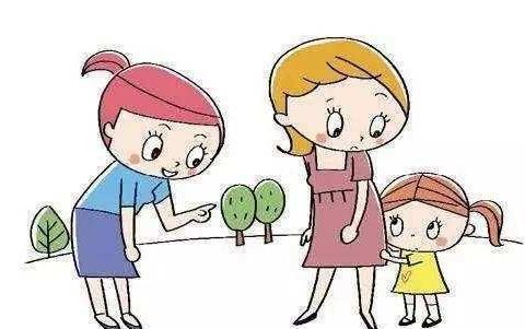 """孩子不爱和人打招呼,不是没礼貌,而是家长们的""""锅"""""""