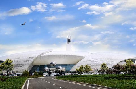 """这才是""""神兽""""心中的六一之旅!打卡中国首家航天主题乐园"""