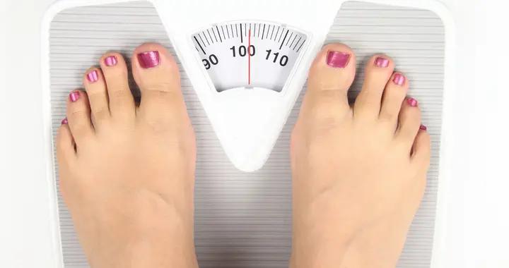 体重下降速度慢,等于减肥没效果?错!体脂率才是胖瘦标准