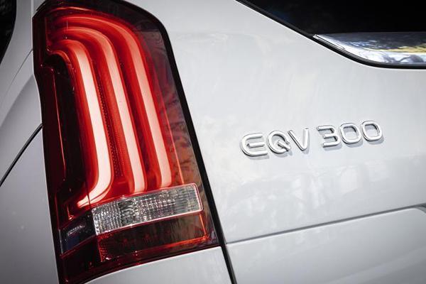 奔驰EQV于欧洲正式上市:最大续航418Km,约合人民币56万