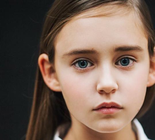 俄罗斯的小模特Sofya Pestryakova,宛如可爱的小精灵
