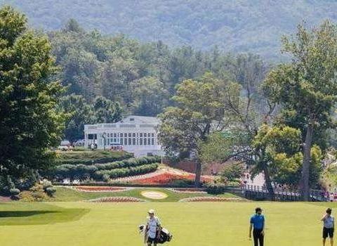 新西兰恢复职业赛,绿蔷薇度假村亦举办比赛