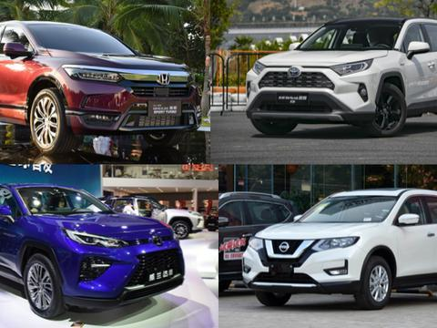 20万级合资紧凑型SUV市场高手云集 看完这四款就知道怎么选了