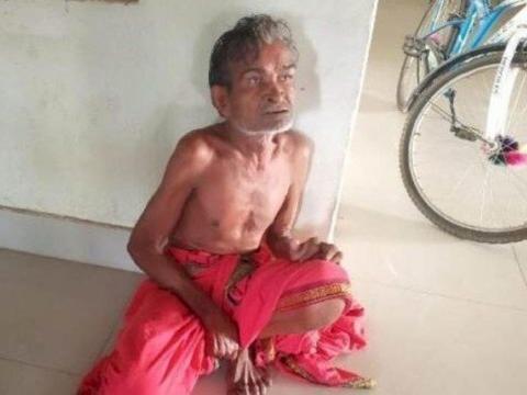 印度祭司砍人头献祭,坚称可终结新冠肺炎