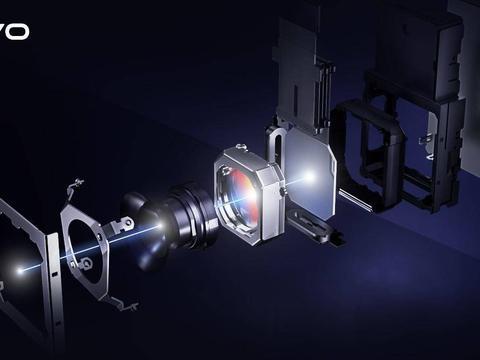 vivo X50 Pro真机图曝光:摄像头模组很有特点!