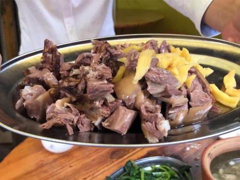 羊的嫩,兔的香,鸡的鲜,确实是神仙享受的美食——白斩狗
