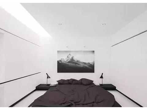 别不相信,卧室装修设计越简单反而越舒服,睡眠质量还会更好