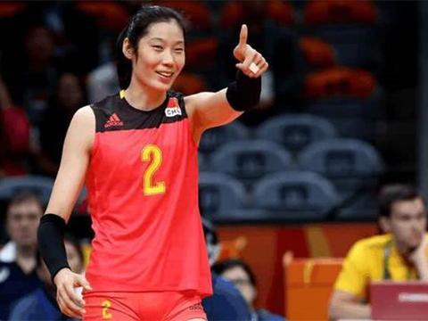朱婷遭15-0攻击波,40次夺女排三大赛得分王