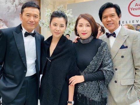 前TVB花旦为了儿子甘愿减产 阔别十年再度饰演古装角色