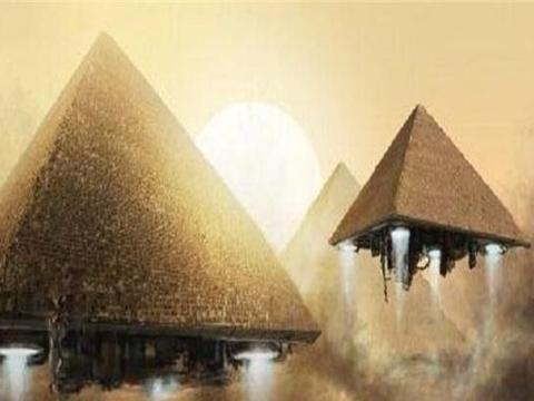 金字塔是否为外星人建造?科学家找到4500年前的日记,揭开真相