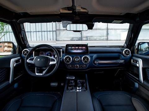 最具国潮范的SUV BJ40城市猎人版解锁你的野性生活
