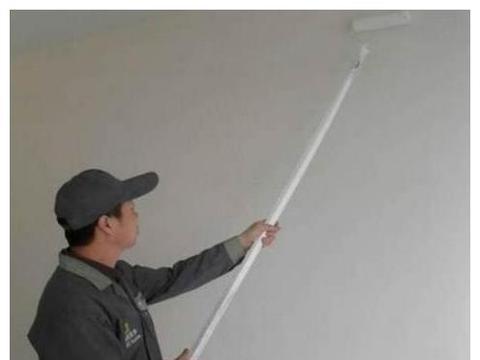 新房装修坚持使用乳胶漆,2种施工方法,让全屋实用又漂亮!